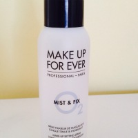 Make Up For Ever Mist & Fix REVIEW