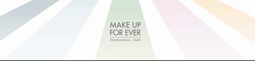 Make Up For Ever Spring 2015 LOOK!#MakeUpForEver