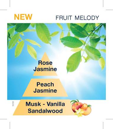 SHELF TALKER FRUIT MELODY