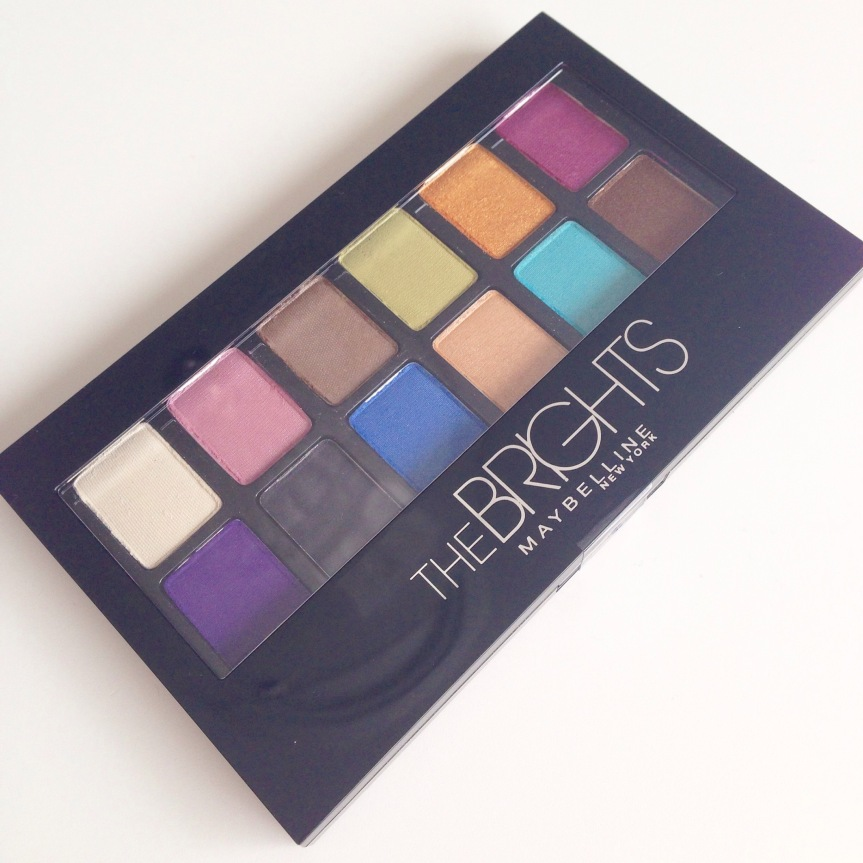 The Brights by Maybelline –Look