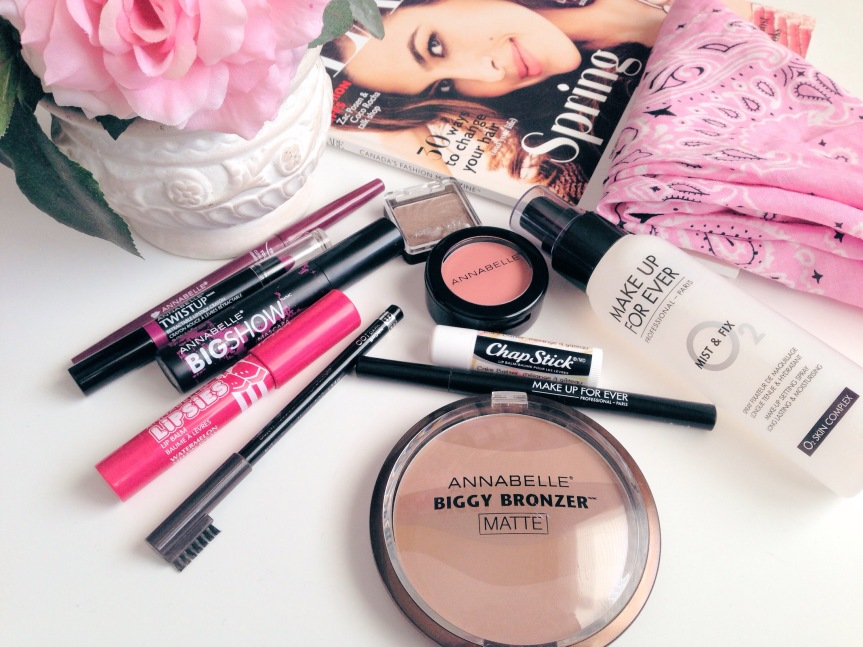March Beauty Favourites2015