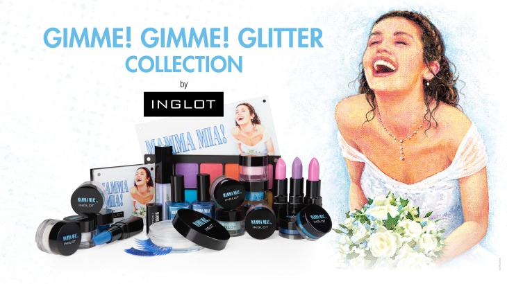 INGLOT SPECIAL LAUNCH EVENT! Gimme! Gimme! Glitter Collection