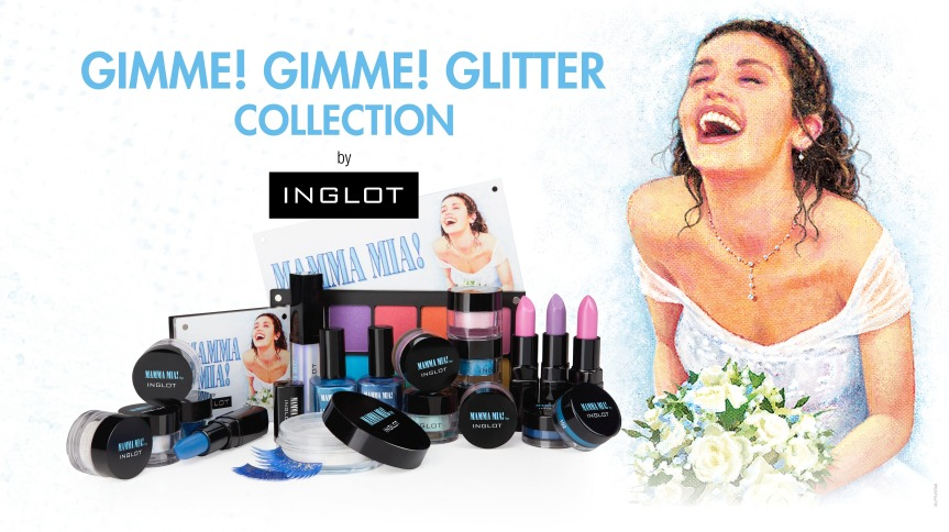 INGLOT SPECIAL LAUNCH EVENT!  Gimme! Gimme! GlitterCollection!