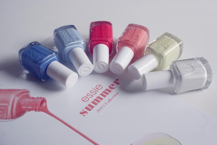 Essie Summer 2015 Collection