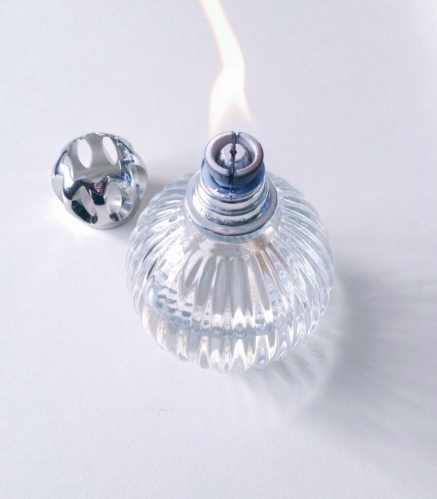 Lampe Berger Plissee Lamp
