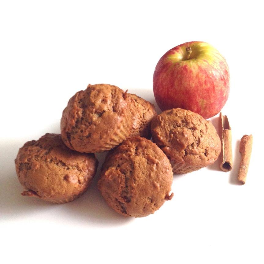 Apple Cinnamon Muffins –Recipe