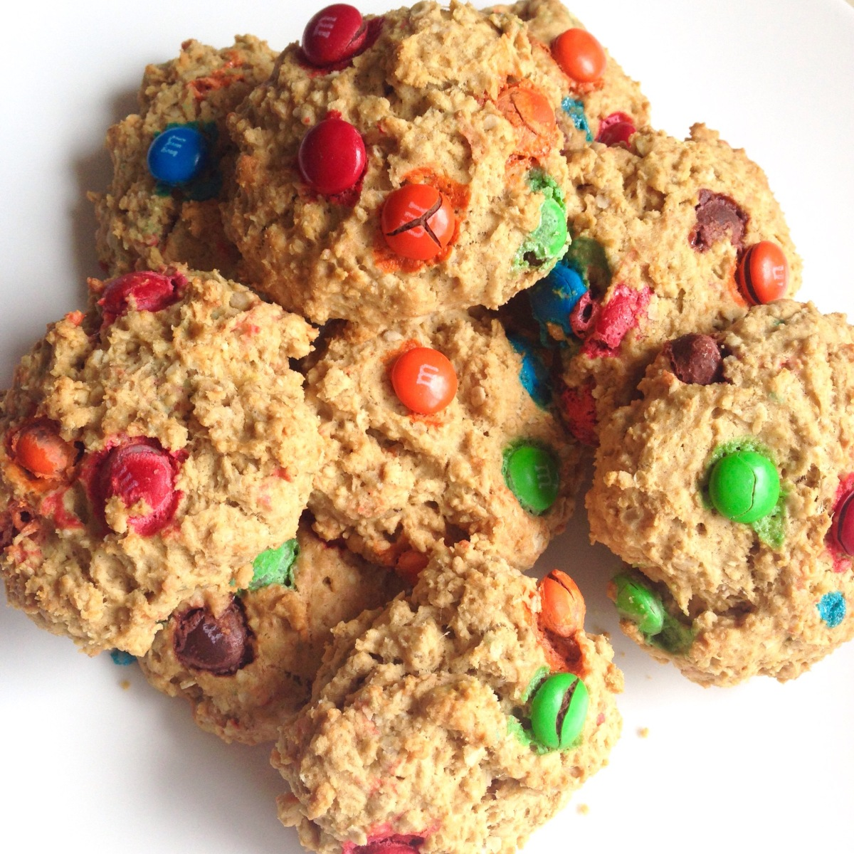 Peanut Butter Oatmeal Cookies with M&M's – Bestdayblogger Quaker Instant Oatmeal Maple And Brown Sugar