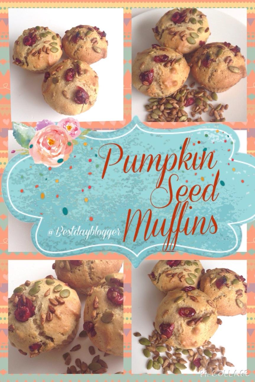 Pumpkin Seed Muffins