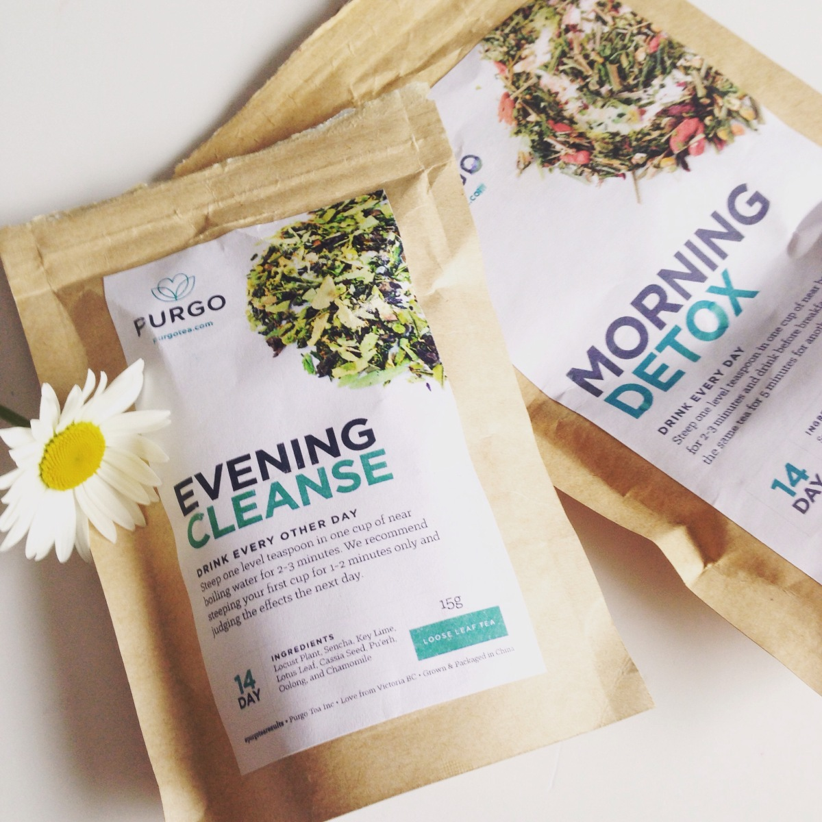 Purgo Detox Tea - Review