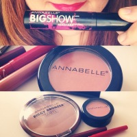 Annabelle Cosmetics Review and Swatches
