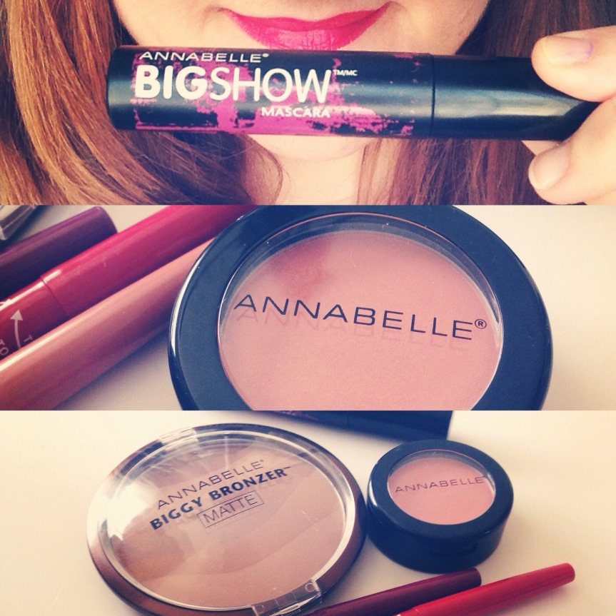 Annabelle CosmeticsReview andSwatches