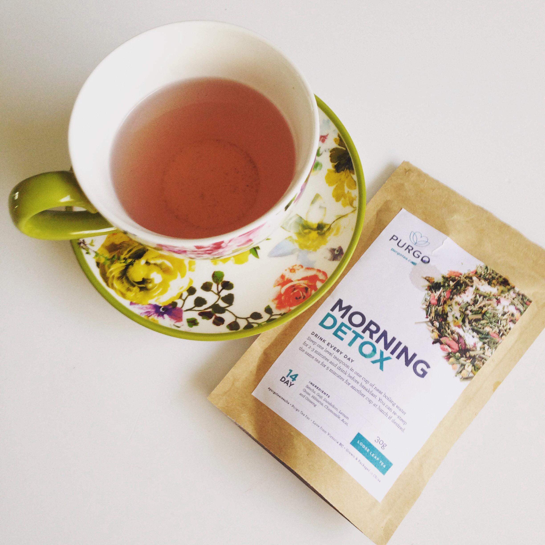 Purgo Detox Tea Review Bestdayblogger