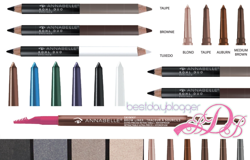 Annabelle Cosmetics Fall Launch2015