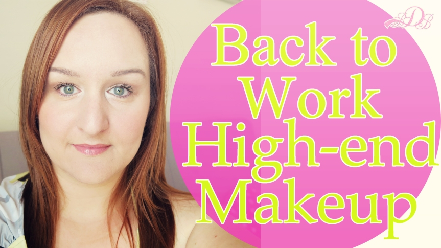 back to work high end makeup cover