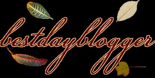 bestdayblogger fall banner