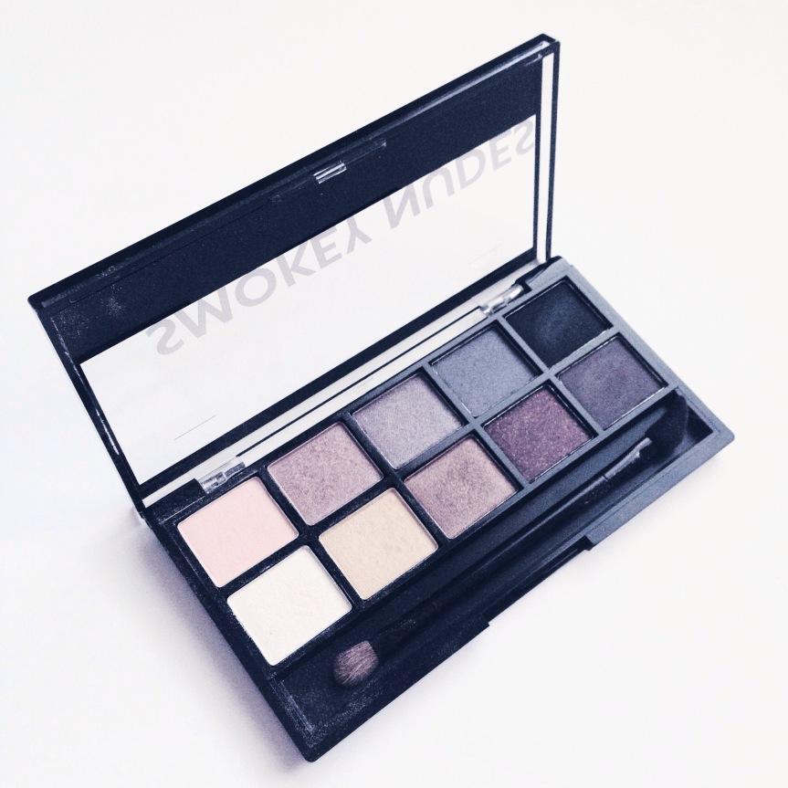 Smokey Eye Tutorial – Annabelle Cosmetics Smokey NudesPalette