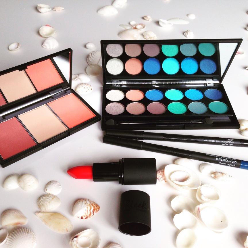 Sleek MakeUp – NauticalCollection