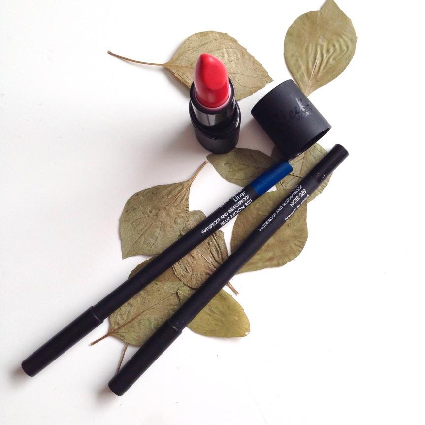 Autumn Makeup Look – Sleek MakeUP