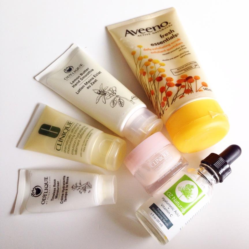 August Skincare Favourites2015
