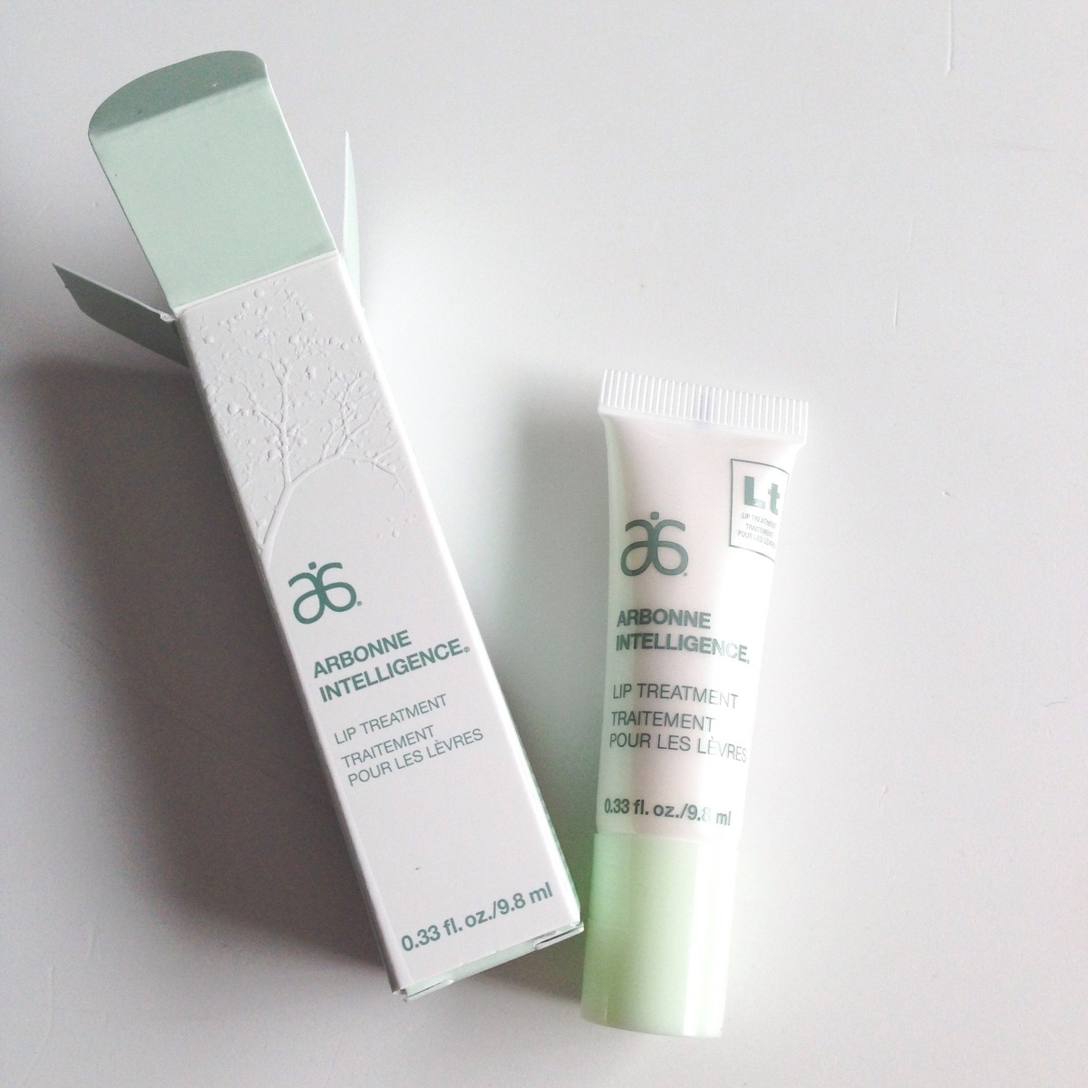 ARBONNE INTELLIGENCE LIP TREATMENT - REVIEW