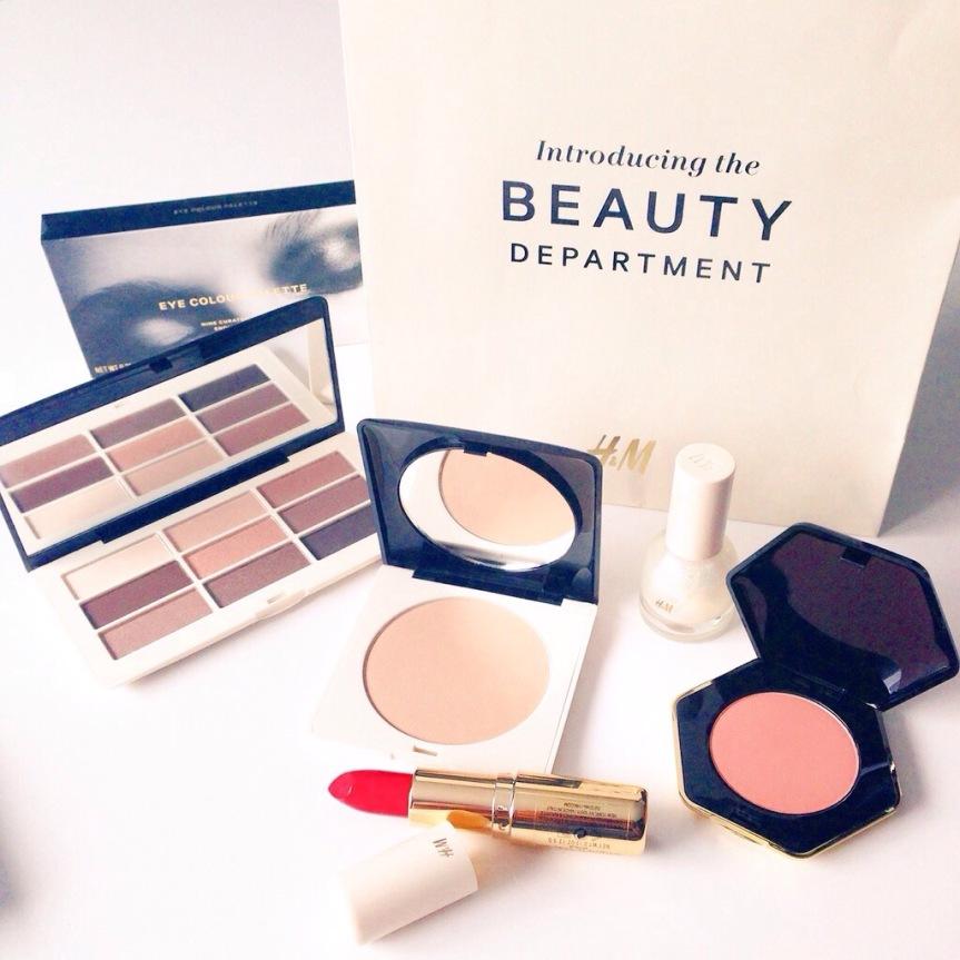 H&M's New Beauty Line –Unboxing