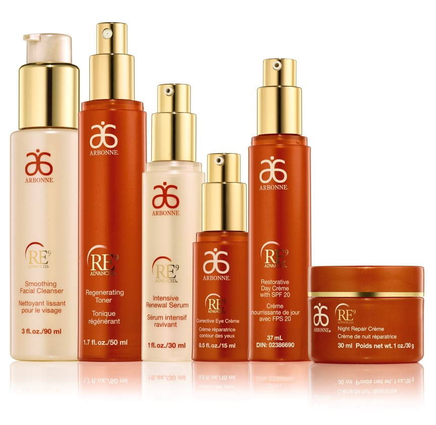 Arbonne RE9 Advanced Set Makes its Debut on the Marilyn DenisShow!