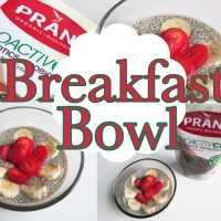 PRANA PROACTIVCHIA - Breakfast Bowl Recipe - REVIEW