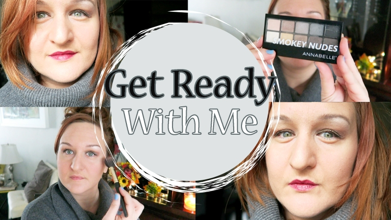 get ready with me cover
