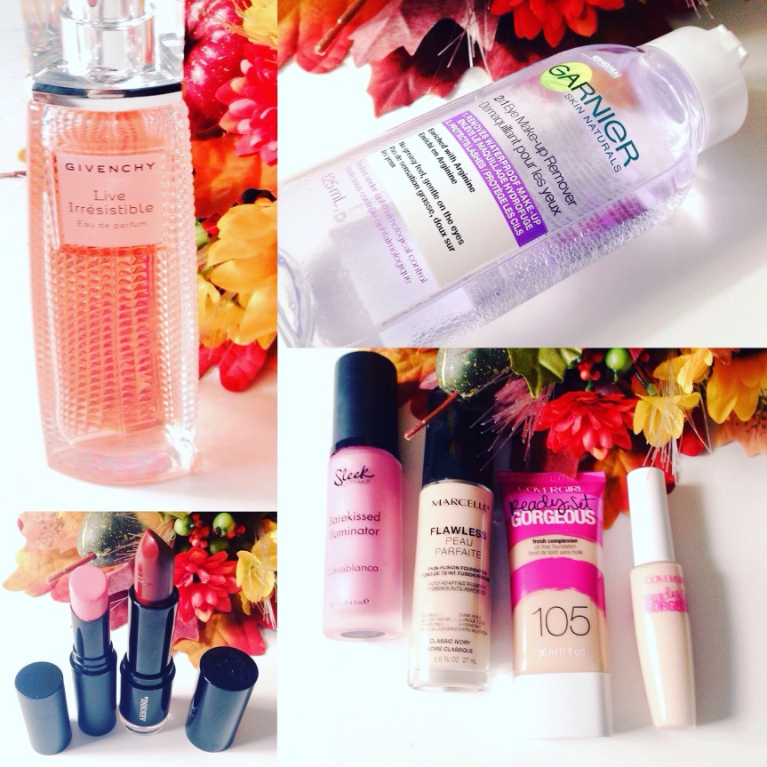 October Favourites2015