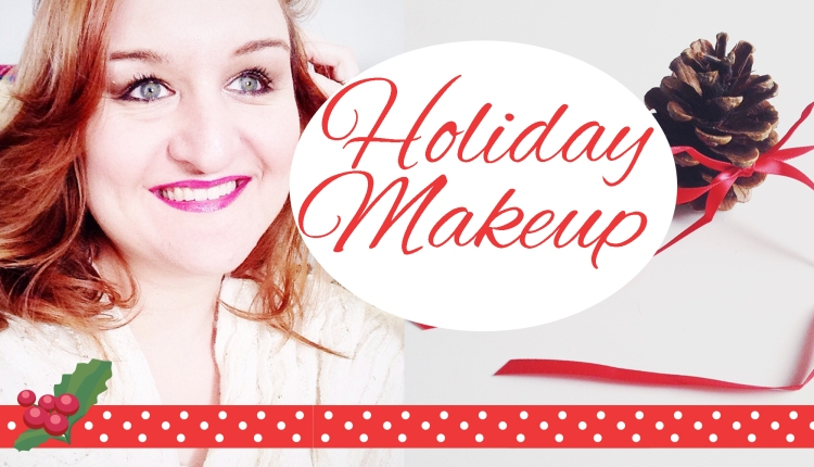 holiday makeup look cover