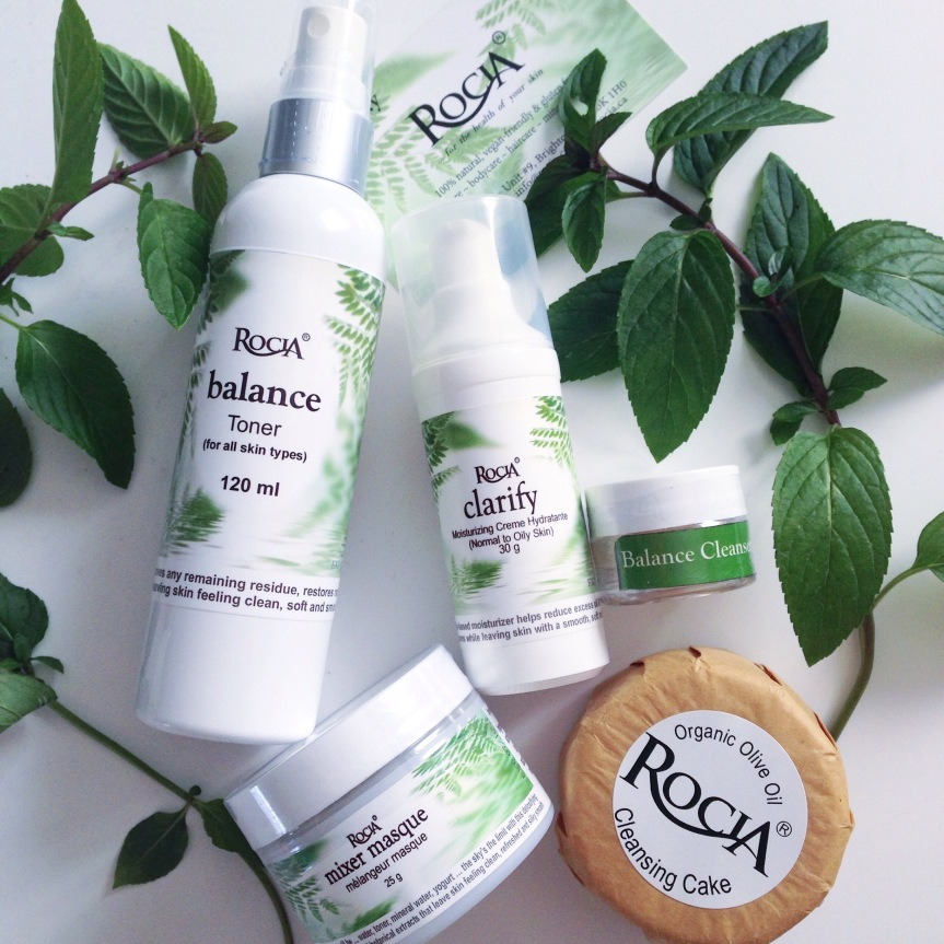 Rocia All Natural Skin Care- Unboxing