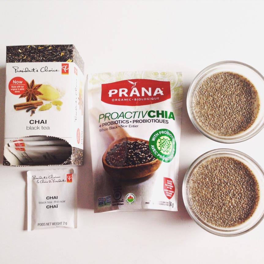 Chai Chia Seed PuddingRecipe