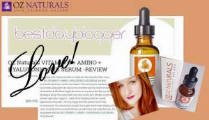 Featured by OZ Naturals