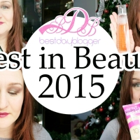 Best in Beauty 2015 | Bestdayblogger
