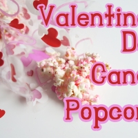 Valentine's Day Candy Popcorn Recipe