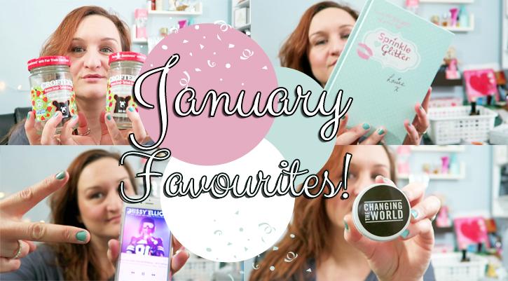 Bestdayblogger's January Favourites!