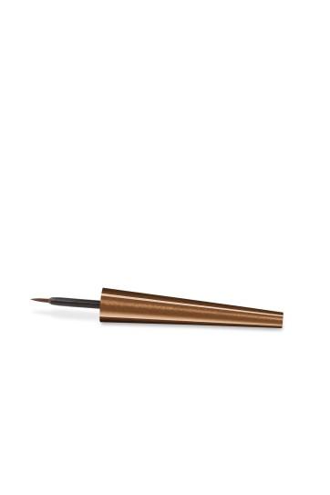 Waterproof Liquid Eyeliner_CAP & APPLICATOR - Bronze