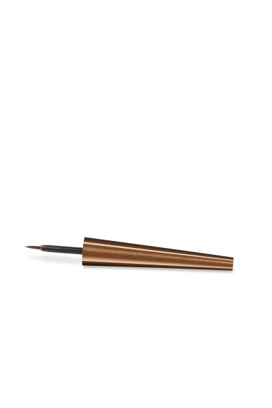 Waterproof Liquid Eyeliner_CAP & APPLICATOR - Bronze