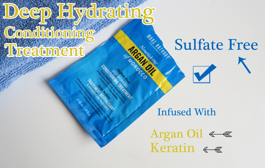 Nourishing Argan Oil of Morocco Deep Hydrating Treatment –REVIEW