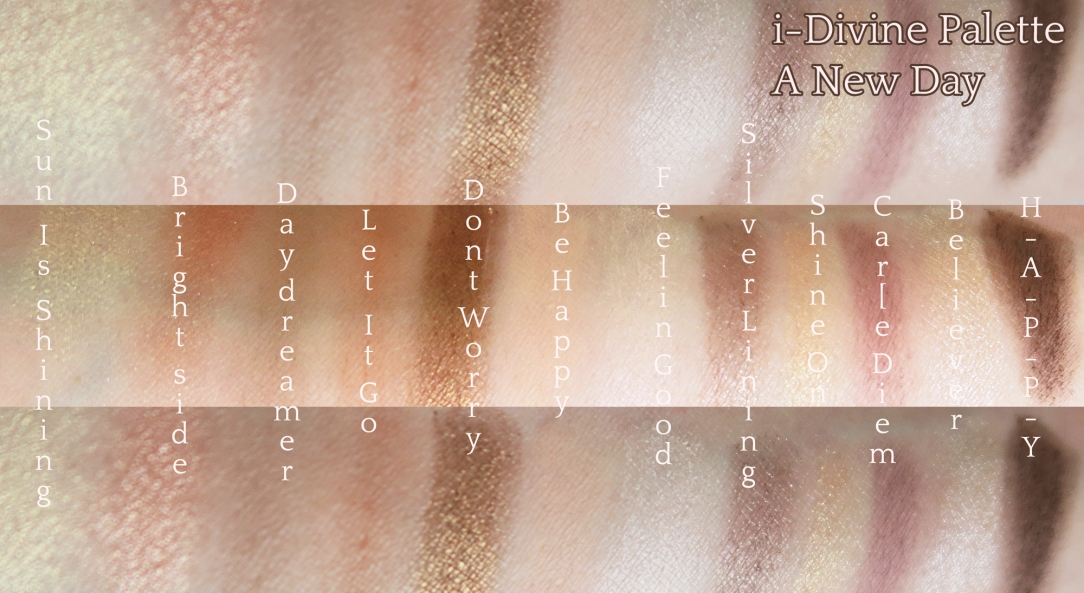 a new day swatched 3