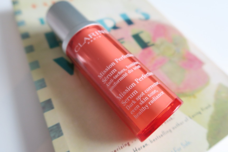 Clarins Mission Perfection Serum-REVIEW