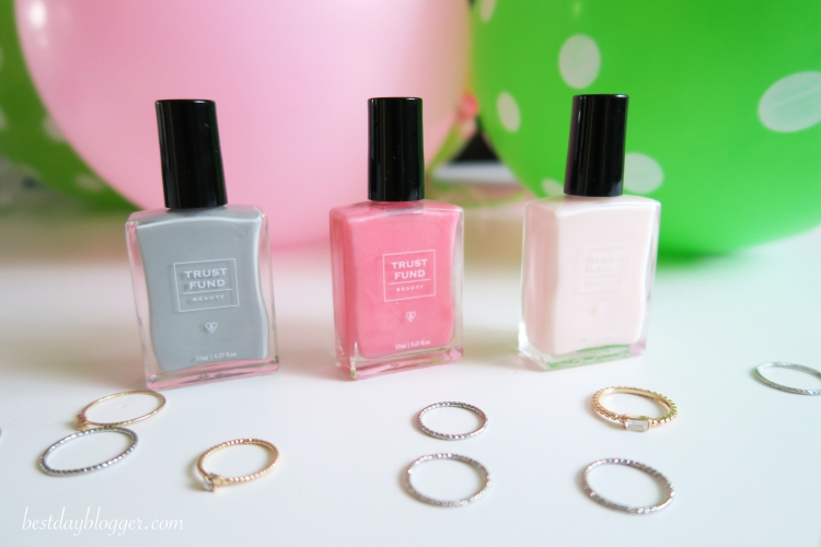 Trust Fund Beauty New Nail Polish Line – bestdayblogger