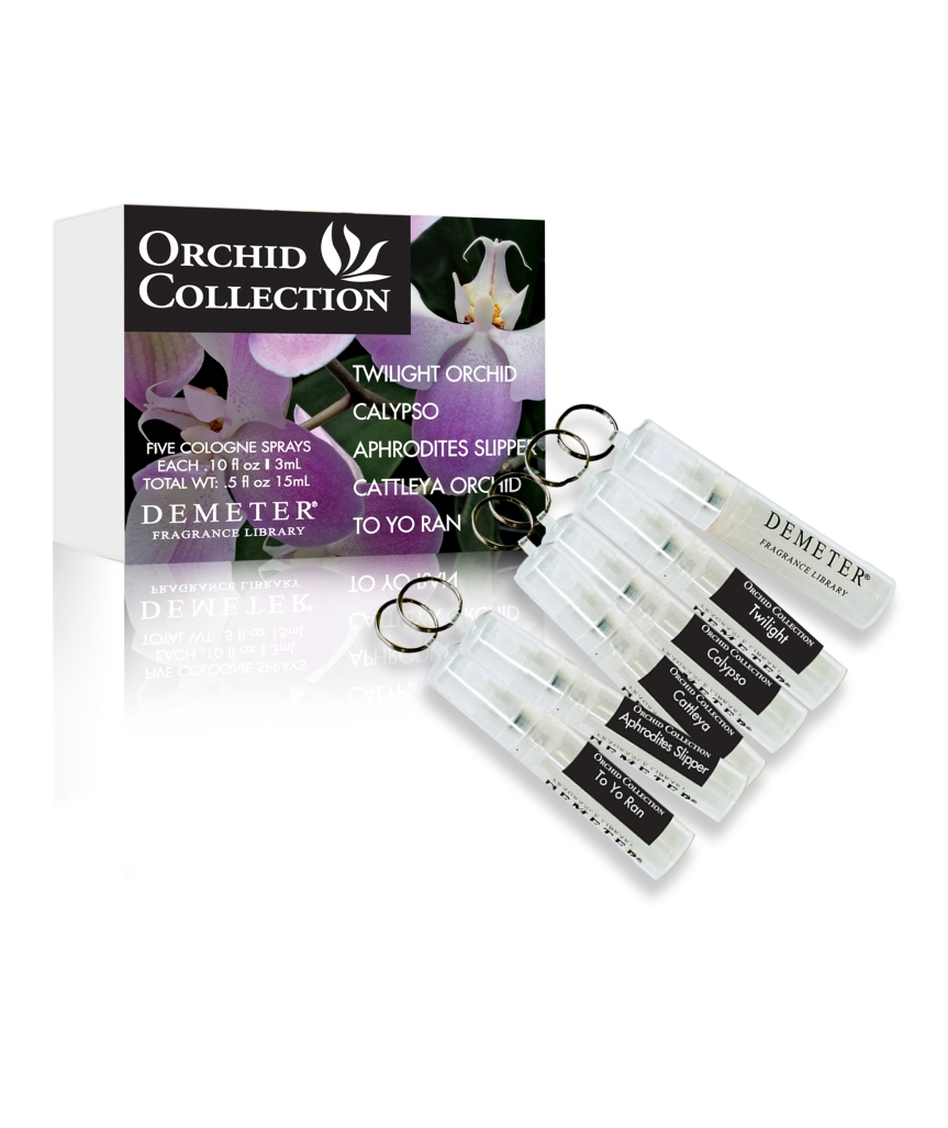 Orchid Collection Vial Set High Res