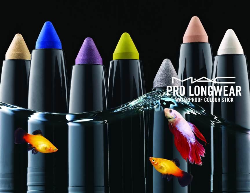 M∙A∙C Pro Longwear Waterproof Colour StickINFO