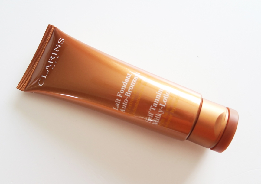 Clarins Self Tanning Milky Lotion –INFO