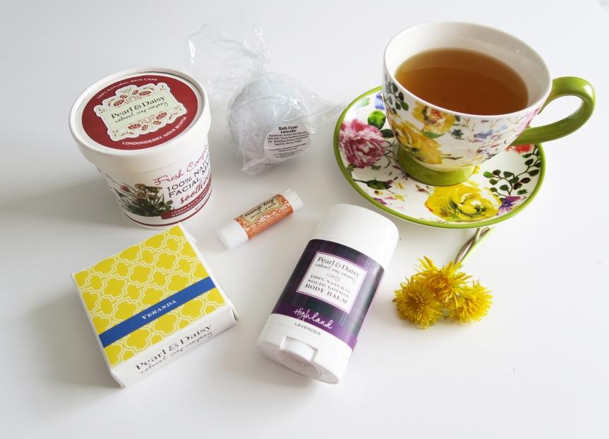 Pearl & Daisy Natural Soap Company –Review