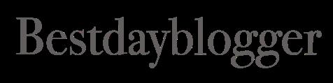 bestdayblogger blog header