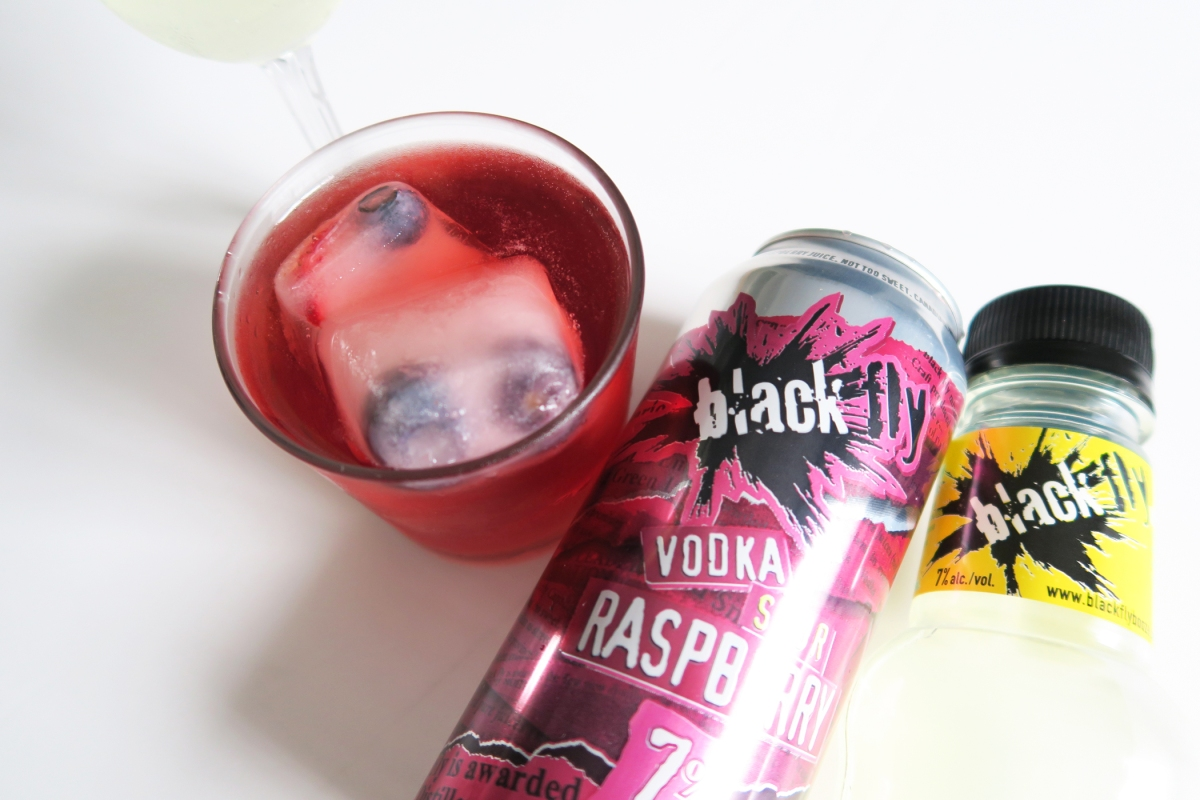 Great Summer Drinks! Black Fly Beverages - Review