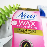 Nair Wax Ready Strips - REVIEW