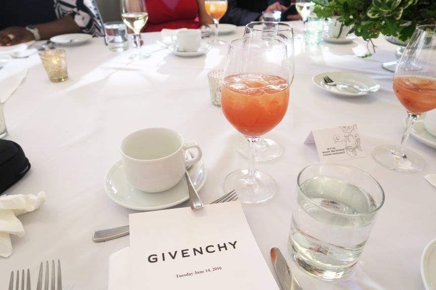 GIVENCHY The Art of Perfumery! A Dave LackieDinner